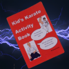 Kids Karate Activity Book